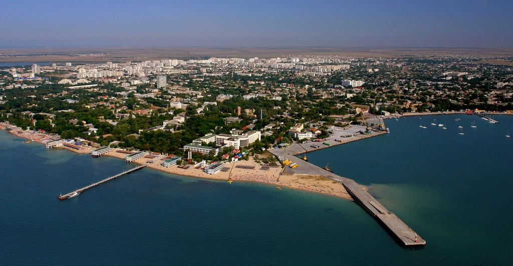 Город Евпатория, Крым